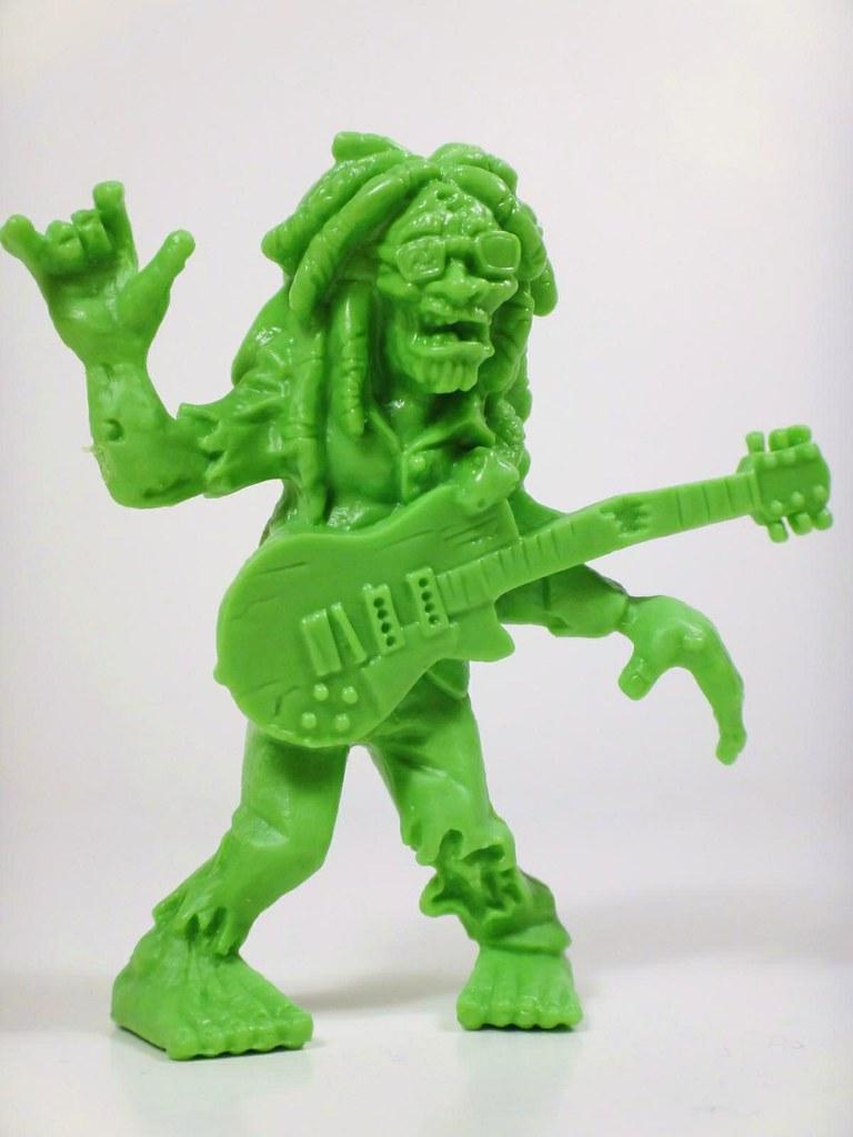 s.l.u.g. zombie series 4 jamaica me sick reggae rastafarian