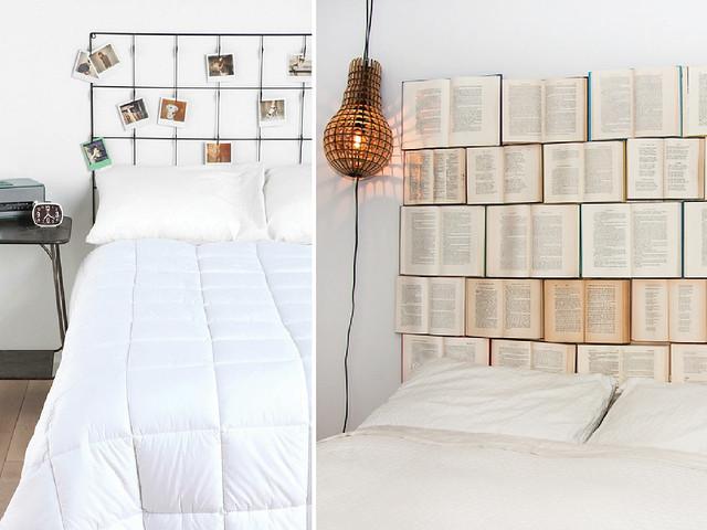 DIY Home Creative Headboards A Pair A Spare