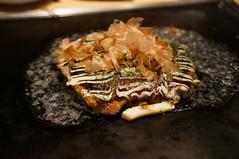 invertebrate, food, dish, cuisine, okonomiyaki,