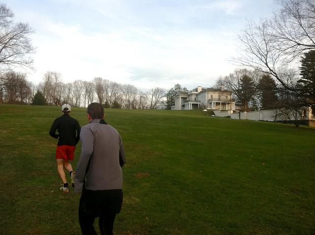 2013.01.14 - Running