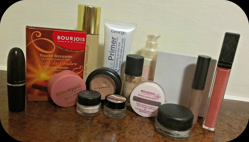 Picture of Makeup Favourites: Bourjois MAC, Barry M, Benefit, Revlon, YSL, Soap and Glory, New CID, MeMeMe and George