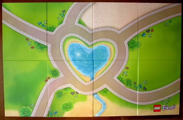 Lego Friends Heartlake City Playmat I Bought The New