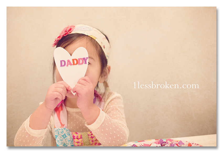BLOG daddy heart