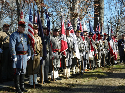 Ceremony Honoring Confederate Soldiers 2