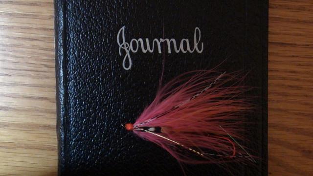 "Grandfather's Fishing ""journal"" 1922"
