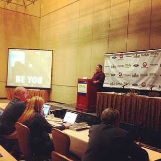 C.C. Chapman - New Media Expo Las Vegas 2013 #NMX