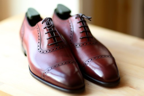 Gaziano & Girling St James II Vintage Cherry