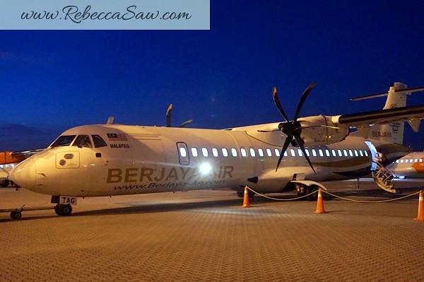 Berjaya Air flight to Penang-003