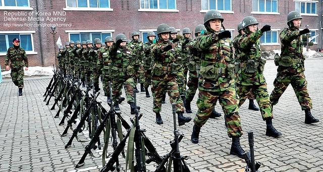 2013.1.16  육군훈련소 훈련병 제식훈련 Rep.of Korea Army Training Center