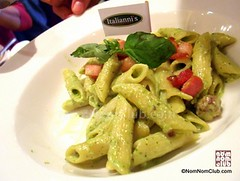 Penne with Pesto from Italianni's