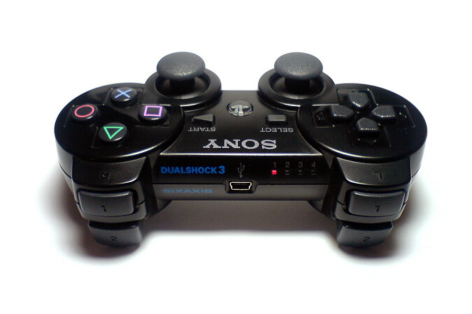 how to use a dualshock 3 controller on pc