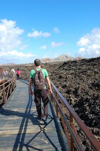 Guia do Parque Nacional de Timanfaya
