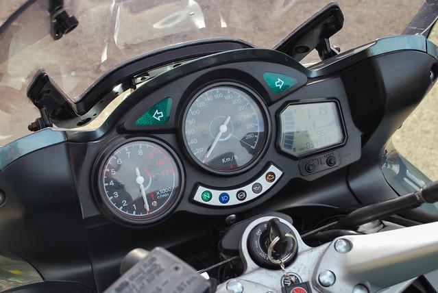 Yamaha FJR 1300 A 2003