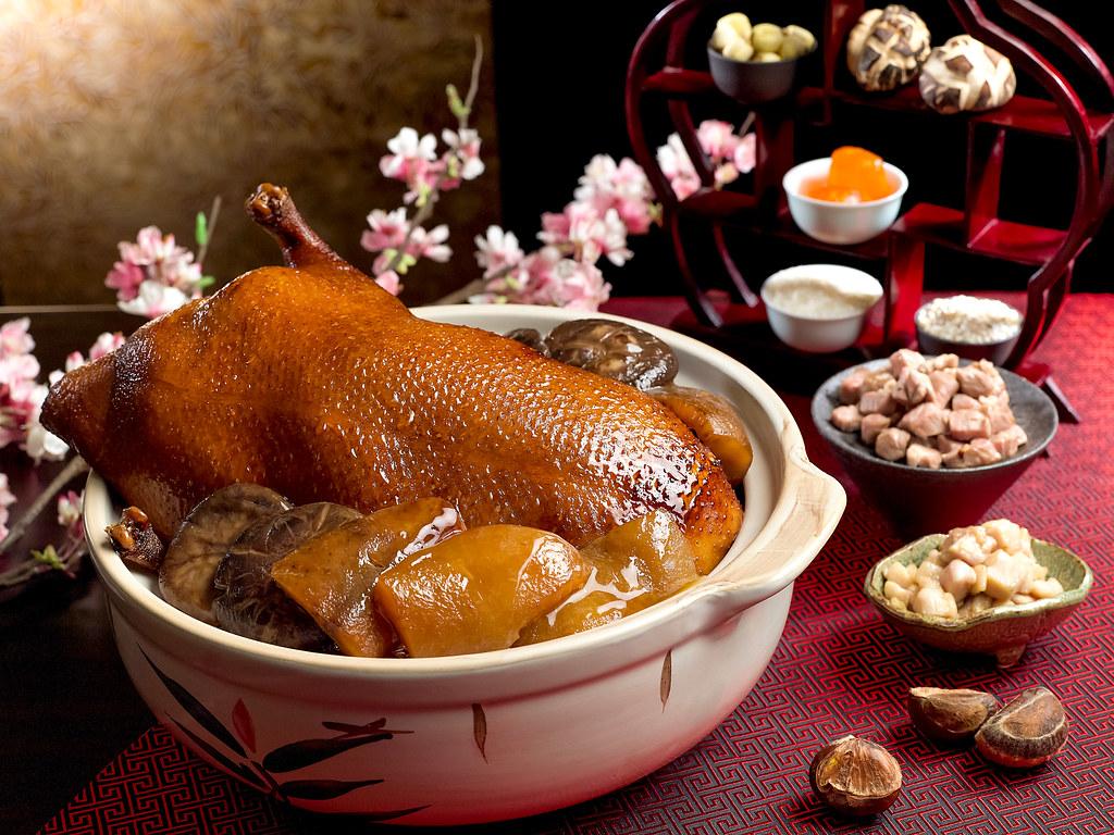 Li Bai CNY 2013 - Pipa Duck