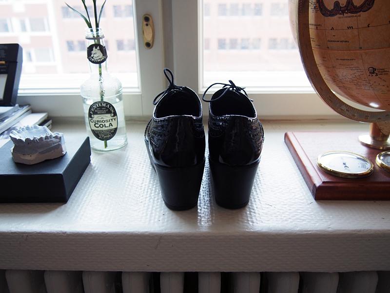 flatform heels vagabond