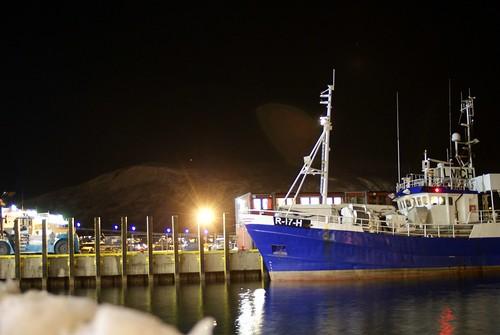 schiff in tromso