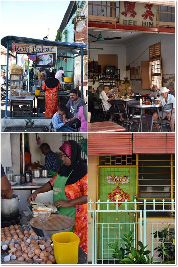 Roti Bakar Telur & Random Sights