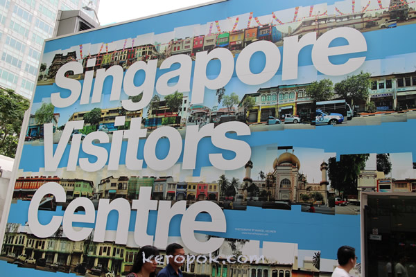 Singapore Visitors Centre