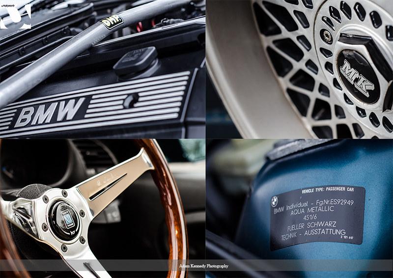Ant's E36 BMW