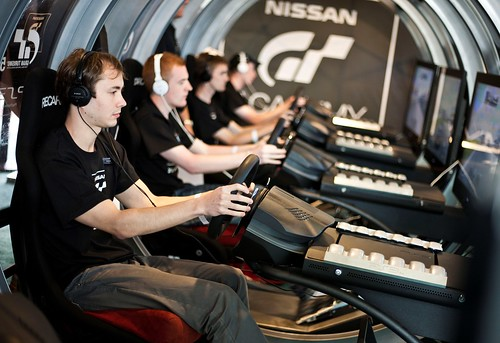 GT Academy, UK and Ireland National Final. ..Silverstone...July 2012 ..Photo: Drew Gibson / GT Academy