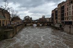 La Moselle - Pont de la Préfécture