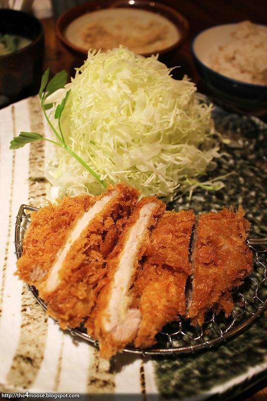 Katsukura 名代とんかつ「かつくら」 - Premium Sirloin Katsu