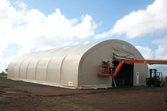 outdoor structure(0.0), observatory(0.0), storage tank(0.0), building(0.0), silo(0.0), hangar(0.0), shed(0.0), dome(0.0), tent(1.0),