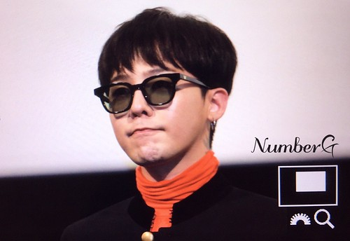 Big Bang - Movie Talk Event - 28jun2016 - Number G - 05