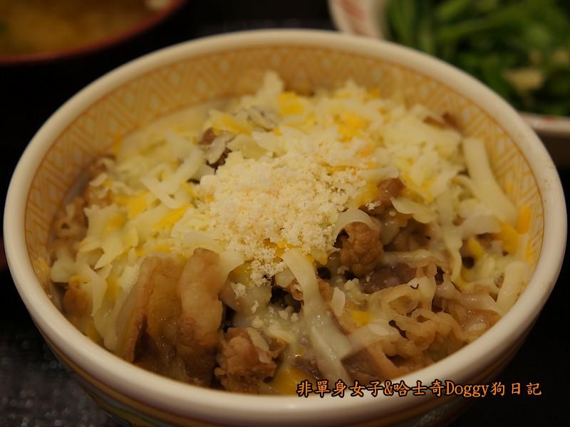 Sukiya日本牛丼咖哩飯14