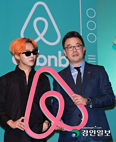 G-Dragon - Airbnb x G-Dragon - 20aug2015 - kyeongin - 08