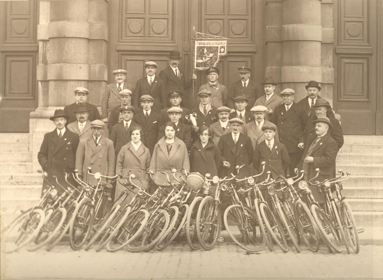 Wielerclub het Blauwe Wiel, Antwerpen | Cyclist club