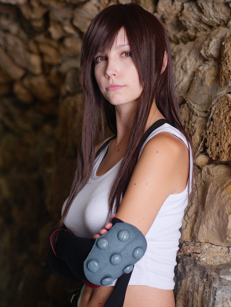 related image - Shooting Tifa Lockhart - Final Fantasy - Gorges de l'Hérault - 2016-08-17- P1520605