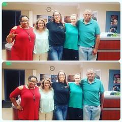 5 Valley Gateway Council President in a row Bill Brewington, Heidi Brewington, Cathlin Hidalgo-Polvani, Priya Bradfield & me! We stand for the kids in Valley Gateway 0 31ST DISTRICT PTSA #pta4kids #candlesbyari #msarimac