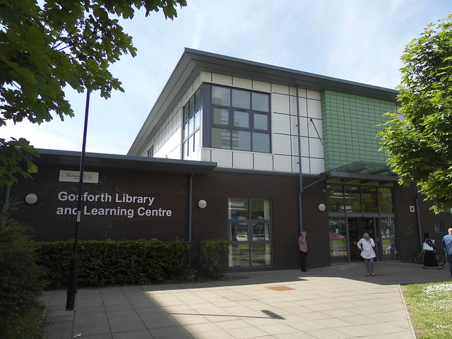 Gosforth Library
