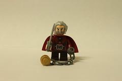 LEGO The Hobbit The Goblin King Battle (79010) - Dori