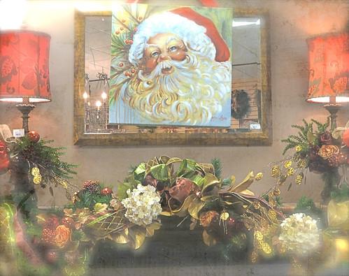 Santa Textured