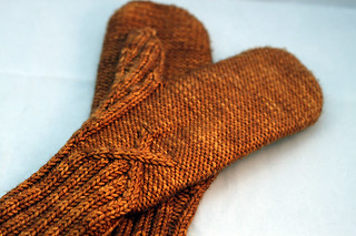 Vogue Knitting Mittens
