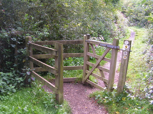 Kissing Gate