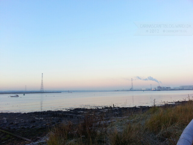 Sunrise, December 11, 2012