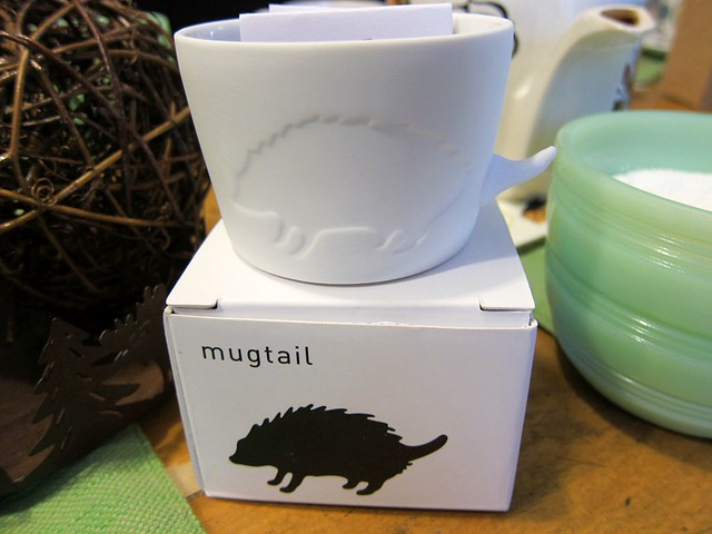 hedgehog mugtail