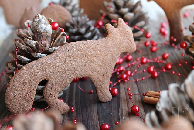 animaux en speculoos