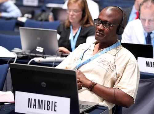 WCIT 2012 - Namibia