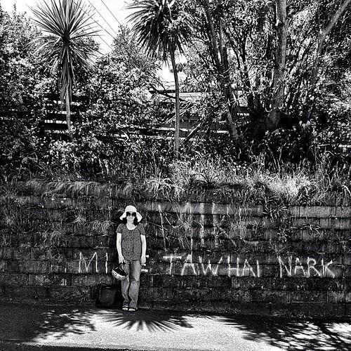 Maori Graffiti #newzealand
