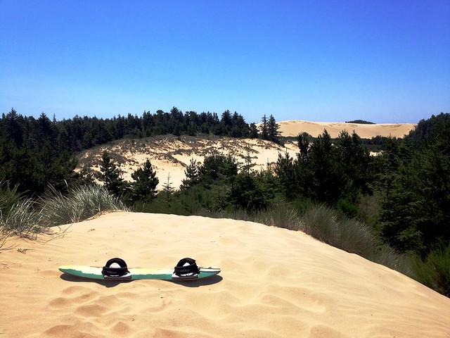 my sandboard