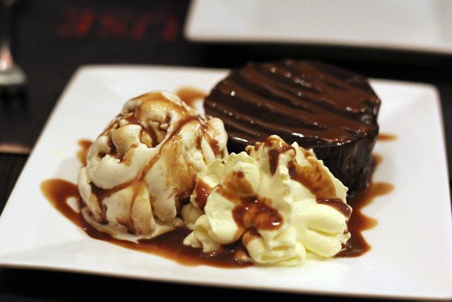 Lava Cake from Chu Bangkok