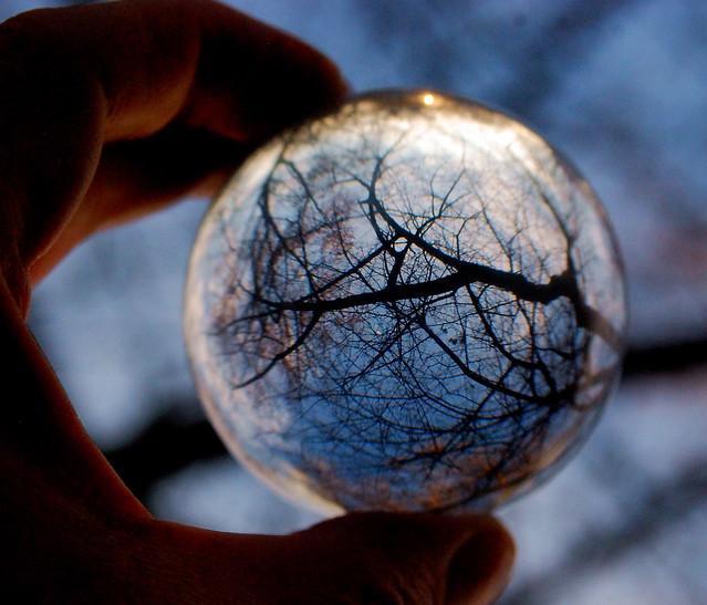 Glass Ball 1, Chicago, 2012