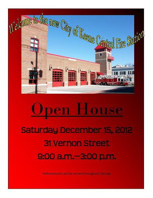 Keene Open House