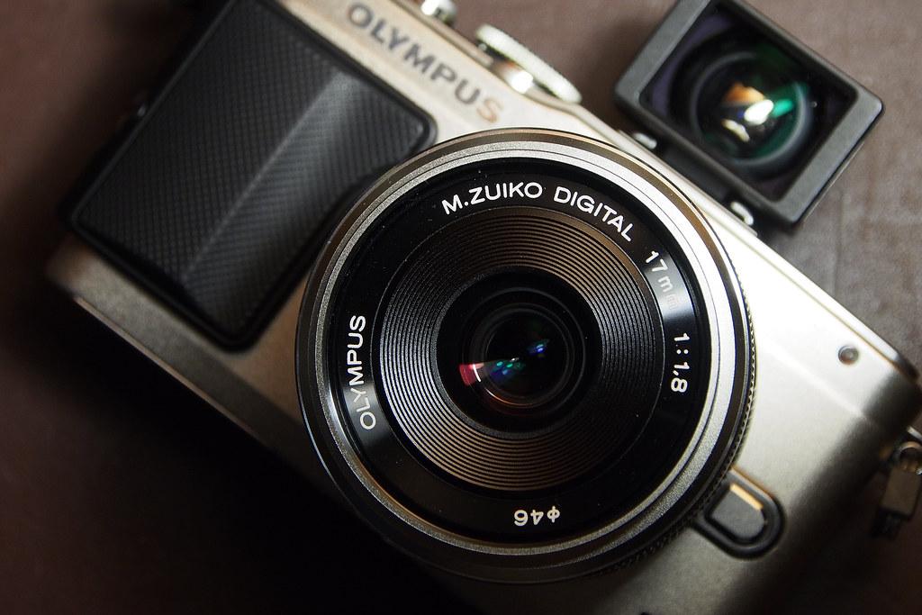 *Olympus M.ZD 17mm f/1.8