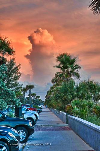 clouds unitedstates florida fl stpetebeach aftersunset nikond800 5exphandheldhdr nikkor24120mmf4