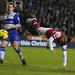 Santi Cazorla scores the 2nd Arsenal goal by Stuart MacFarlane